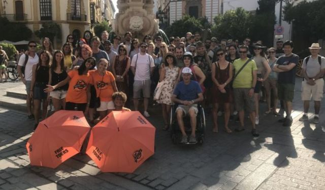Seville Free Walking Tour, Sevilla