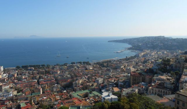 Panorama and Vicoli Walking Tour