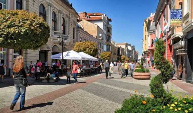 Plovdiv Free Walking Tour (Ancient and Eternal)