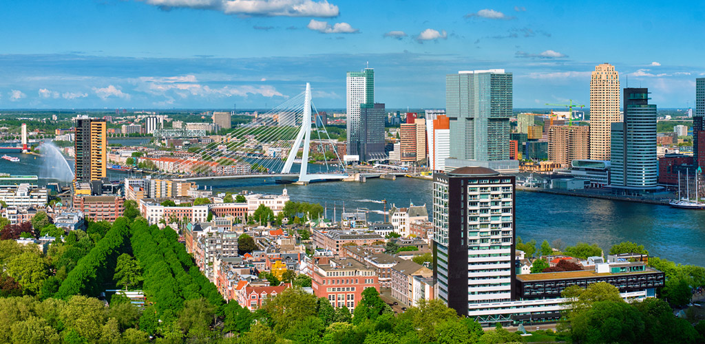 Where To Stay in Rotterdam - Guide of Best Areas - GPSmyCity