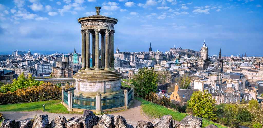 Where To Stay in Edinburgh - Guide of Best Areas - GPSmyCity